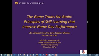 The Game Trains the Brain