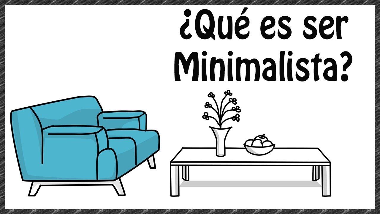 5 Principios De Un Minimalista Para Tener Una Vida Más Simple Youtube