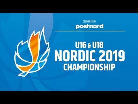 NOR Vs ISL | WU16 | 27.6.2019 13:30 | Nordic Championship 2019