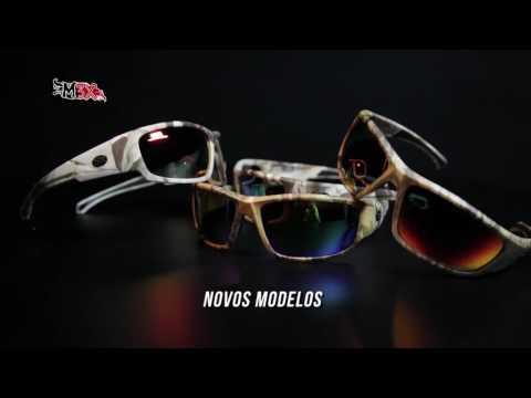 4695574f9 Óculos Polarizado Amazon e River Monster 3X - YouTube