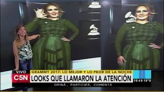 C5N - Grammy 2017: look freak en la alfombra roja