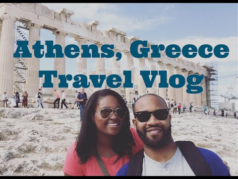 Athens, Greece Travel Vlog