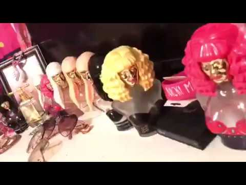 My Nicki Minaj Perfume Collection