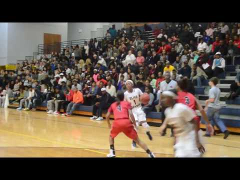 Myah Taylor | 2,000 Career Points | Olive Branch High School (MS)