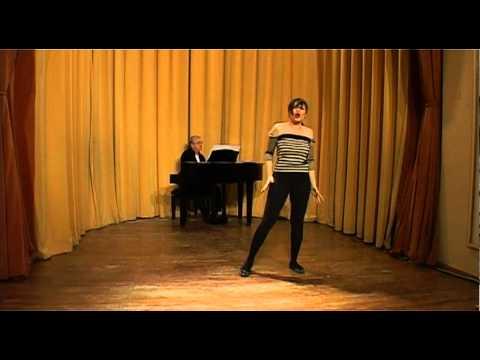 AUDITION: Ana Pasti's Audition Oklahoma City University