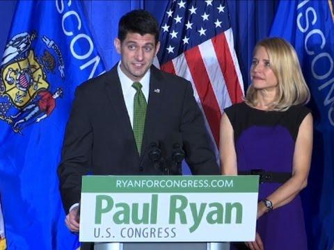 House Speaker Ryan Wins 9th Term in Congress