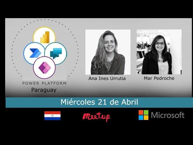 ⚡️ Meetup Power Platform Paraguay ⚡️