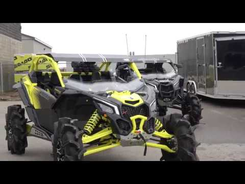 Can Am Xmr >> Ep2 KingBossQuad 2018 Maverick X3 XMR Pick Up Day - First in Canada! - YouTube