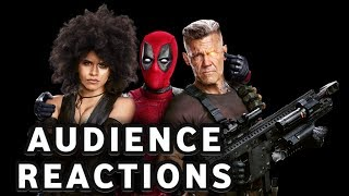 Deadpool 2 - Audience Reactions (Spoilers !!)