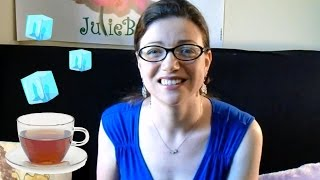 Iced Green Tea and Seabuckthorn Tea for Rosacea in the Summertime   Rosy JulieBC