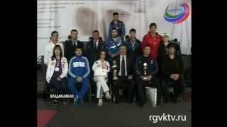Во Владикавказе прошёл чемпионат России по таэквондо