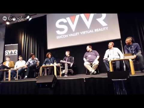 Silicon Valley VR expo (community roundtable)