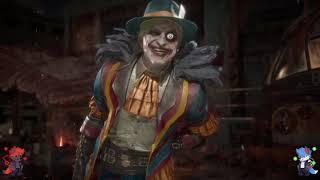 SonicFox - Joker Is S-Tier 【Mortal Kombat 11】