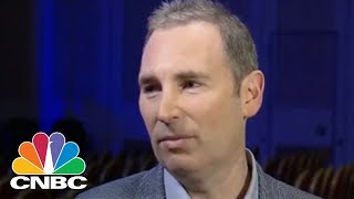 Amazon Web Services CEO Andy Jassy On How He Snagged His Dream Job | CNBC