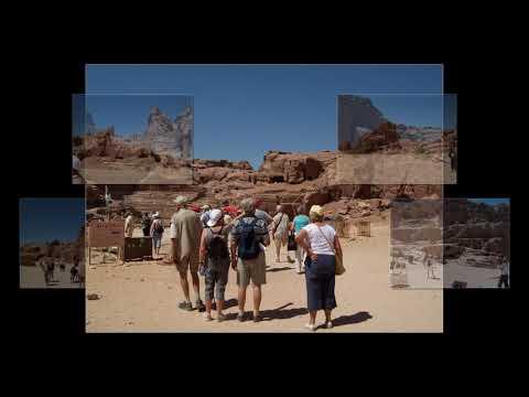080919 - 080921 - JM - Jordanië - Deel 2  Van De Groepsreis Naar Israël En Jordanië