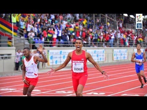 JIOI 2019 - Mohammad Dookun: «Le sport n'est pas mort»