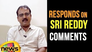 Director Koratal Siva Responds On Actress Sri Reddy Controversy | Mango News