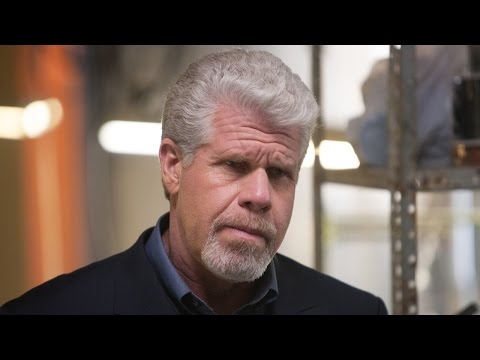 Ron Perlman Hand of God