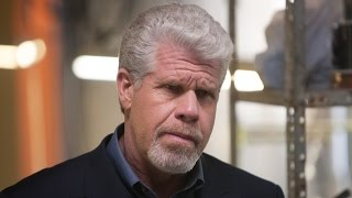 Ron Perlman Hand of God Interview