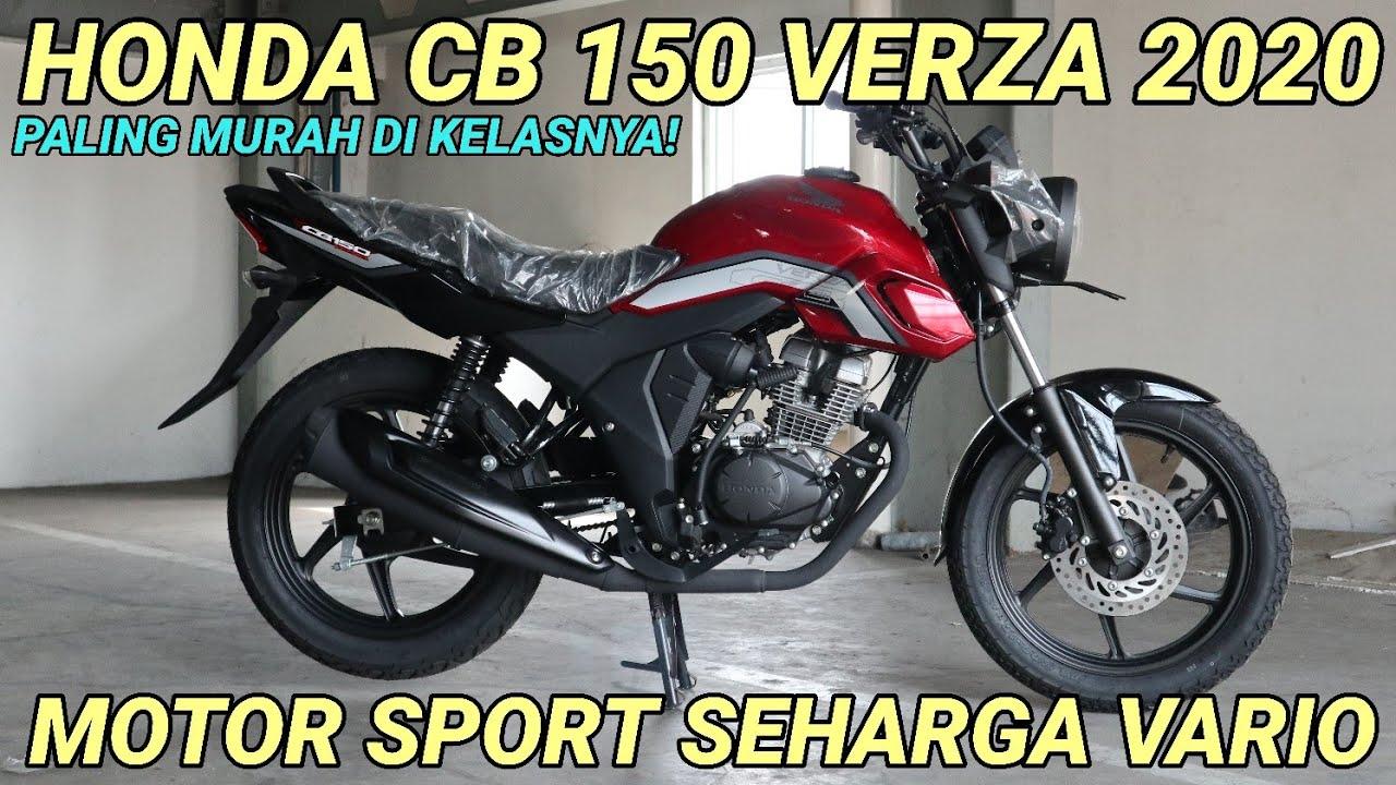 Honda Cb 150 Verza 2020   Review  U0026 Harga