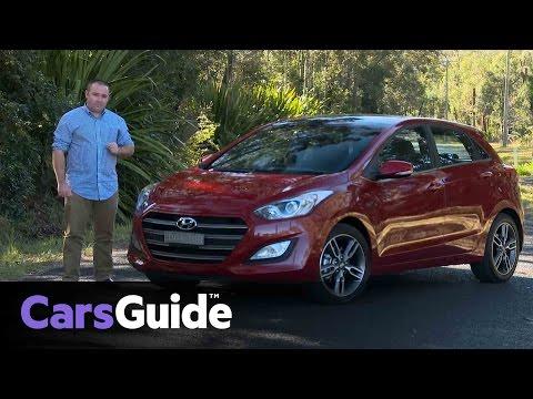 Hyundai i30 SR 2016 review first drive video