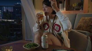 キリン一番搾り 「満島ひかり グラス篇」 30秒 thumbnail