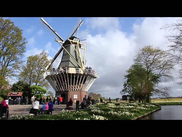 Klip fra guidet campingtur til Holland