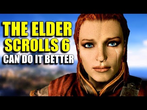 5 Things The Elder Scrolls 6 Can Do Better Than Skyrim
