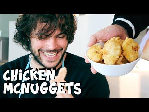 Chicken McNuggets fatti in casa   CUCINA BUTTATA