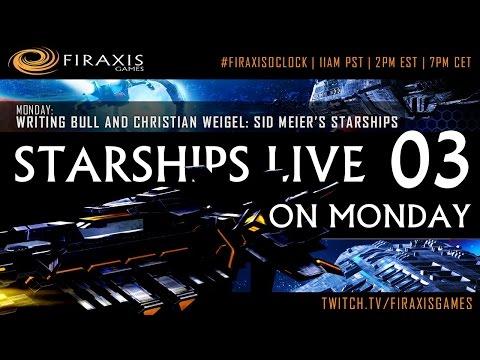 FiraxisOClock 06.04.2015: Sid Meier's Starships [englisch|deutsch]
