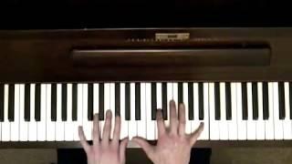 Complexion (A Zulu Love) - Kendrick Lamar (overhead cam) - Piano