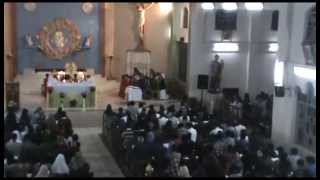 Download Eucharistic Adoration in Khasi at Shillong on universal adoration day part 2 MP3 song and Music Video