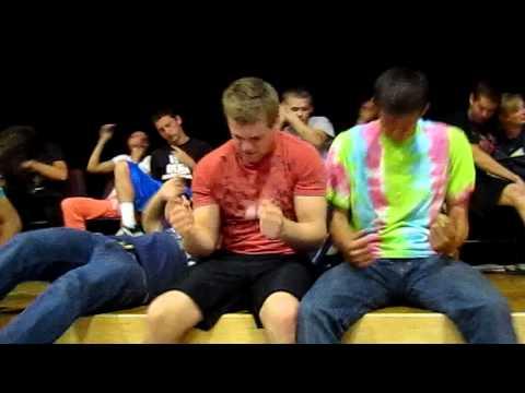 Class of 2012 Hypnotist: The Island