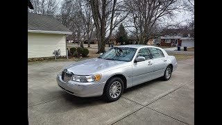Why Would A 32 Year Old Buy A Lincoln Town Car?