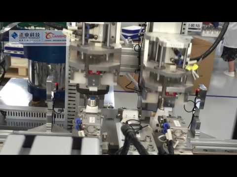 Fully AutomaticLED Bulb AssemblyLine