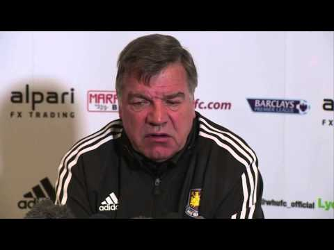 Sam Allardyce refuses to set West Ham targets for this season