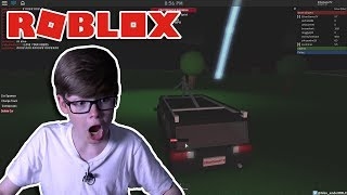 I'M A STORM CHASER!! | Roblox Tornado Simulator 2