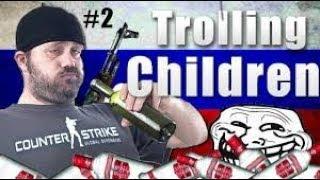 Biggest Rage in Deceit  History - Trolling children