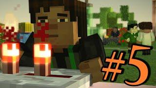 Прохождение Minecraft Story Mode #5 (#1 Ep. 2) ЭЛЬГОРД!