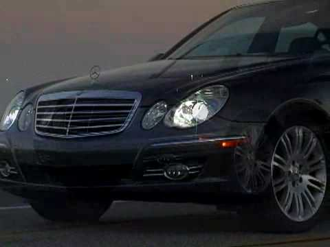 2007 Mercedes Benz E550 Review