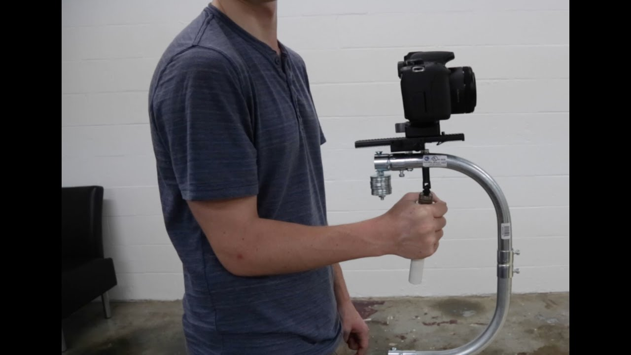 how to make your own steadycam