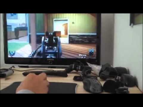 how to make a wireless controller work on pc