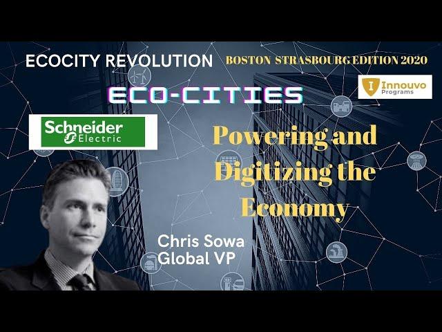Powering and Digitizing the Economy: Eco-City Revolution 2020