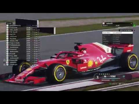 f1 2018 aor social race ps4 china 05 09 18 youtube. Black Bedroom Furniture Sets. Home Design Ideas