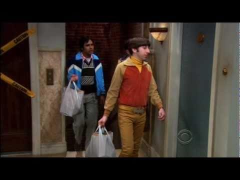 Sheldon's Favourite Amino Acid