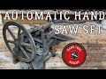1940s Automatic Hand-Saw Set [Restoration]