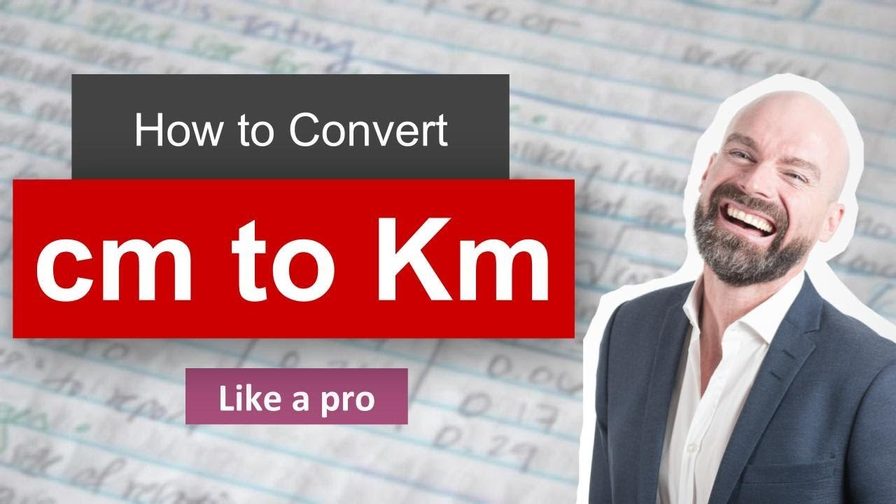Convert cm to km centimeter to kilometer with example youtube convert cm to km centimeter to kilometer with example nvjuhfo Choice Image