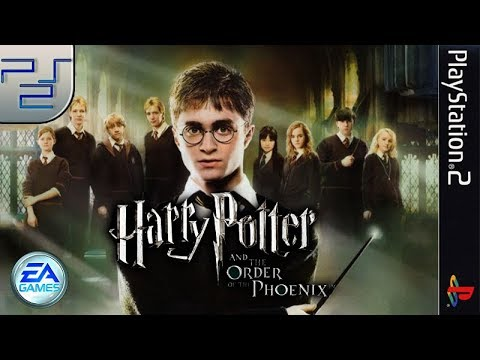 Longplay of Harry Potter and the Order of...