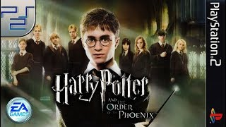 Longplay of Harry Potter and the Order of the Phoenix