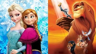 Frozen 2, Lion King Live Action Release Dates Set & THESE Two Actors In Talks For Timon & Pumbaa